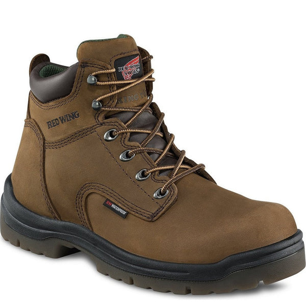 "Red Wing Boots: 2240 Men's 6"" Work Boot"