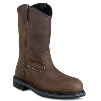 "Red Wing Boots: 11"" Pecos Waterproff Pull-On Boot"