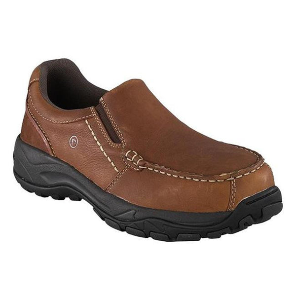 Rockport Works Men's Extreme Light Casual Slip On CT