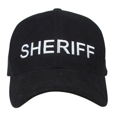 Rothco Hats  Sheriff Supreme Low Profile Insignia Cap – Army Navy Now 99458283b01