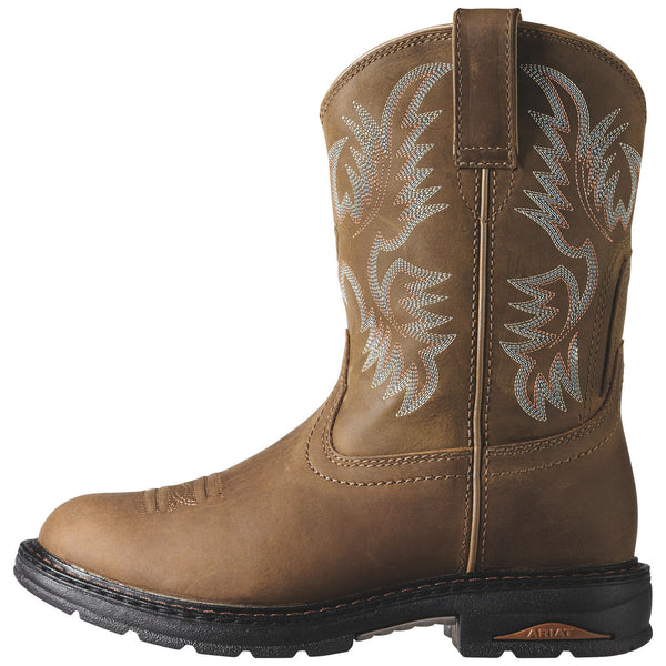 Ariat Boots Women Tracey Pull On Composite Toe Work Boots