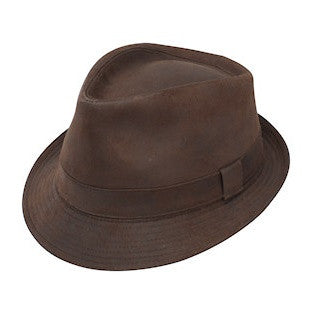 Dobbs Urban Hats - Brown