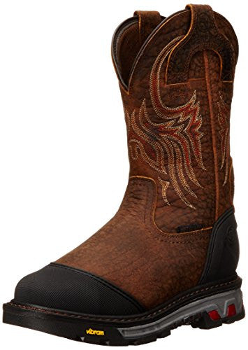 Justin Original Work Boots Men's Commander X-5