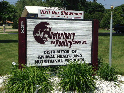 Veterinary and Poultry Supply Inc Goshen Indiana Store