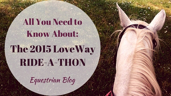 All About the 2015 LoveWay Ride A Thon