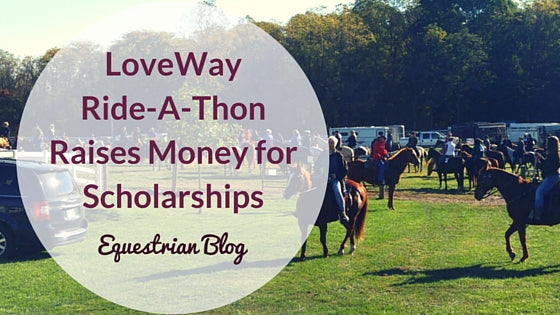 LoveWay 2015 Ride-A-Thon Raises Funds for Rider Scholarships