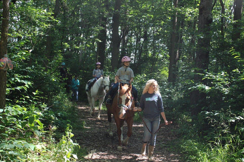 LoveWay Trail Riders Summer Camp