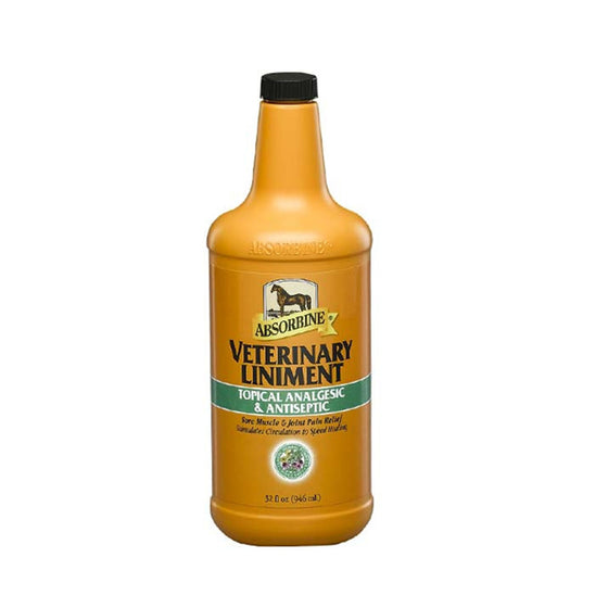 Absorbine Veterinary Liniment Antiseptic