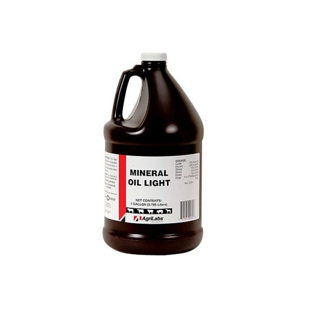 Mineral Oil Light for Impaction