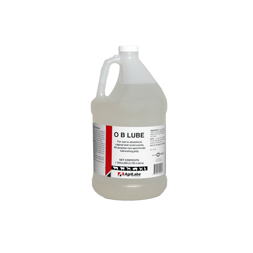 AgriLabs O.B. Lube 1 Gallon
