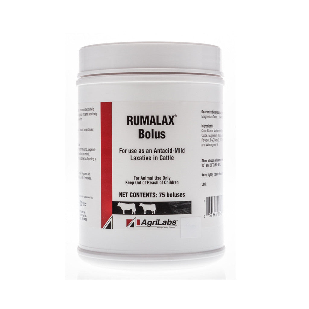 Rumalax Antacid Bolus for Cattle