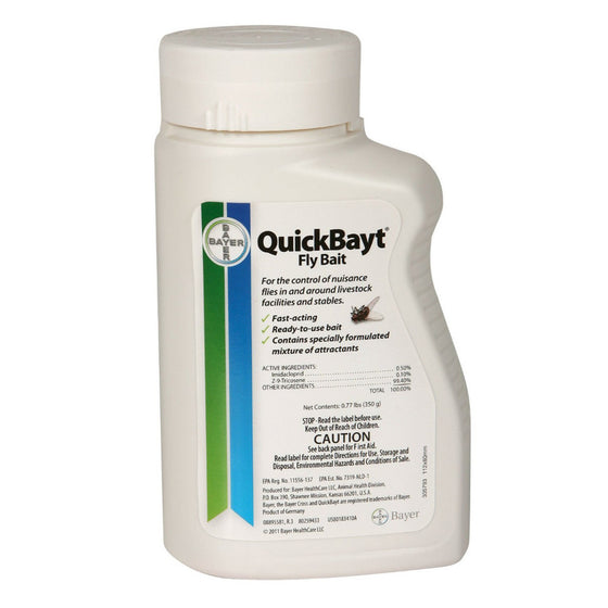 Bayer QuickBayt Fly Bait 350 gm