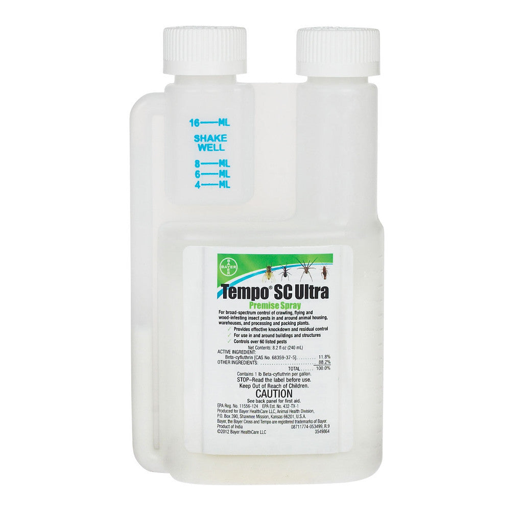 Bayer Tempo SC Ultra Premise Insecticide