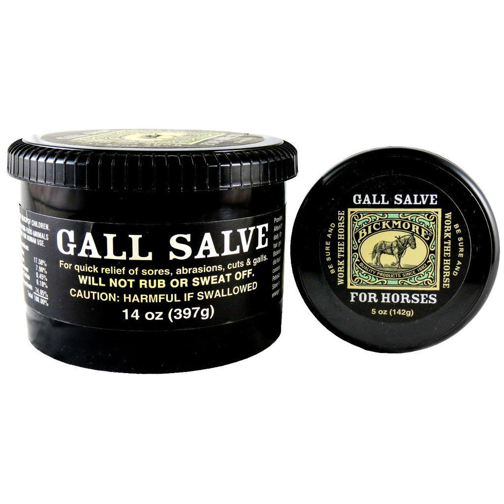 Bickmore Gall Salve for Horse sores