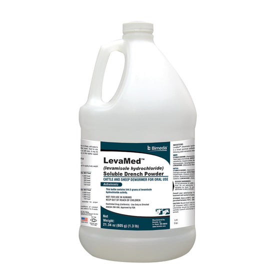 Bimeda LevaMed Soluble Drench Powder Sheep and Cattle