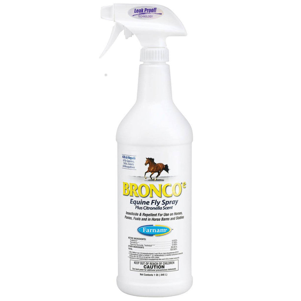 Cheap Bronco Fly Spray for Horses