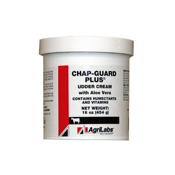Chap Guard Plus Udder Cream 16 oz