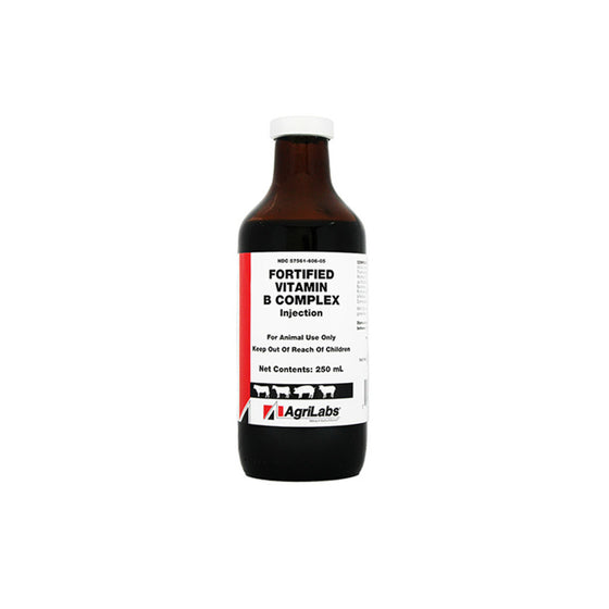 Fortified Vitamin B Complex 250 mL
