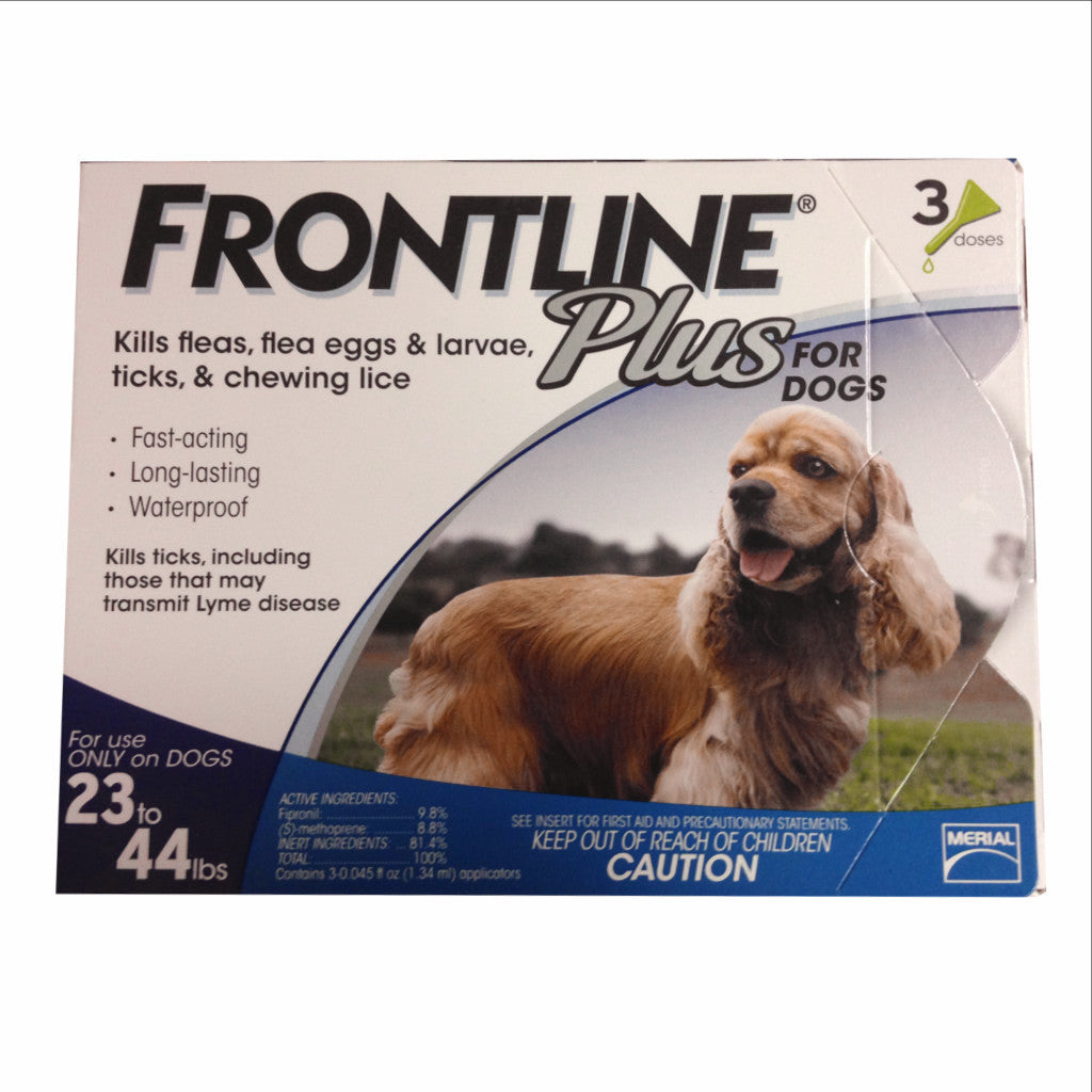 Frontline Plus for Large and Extra Large Dogs