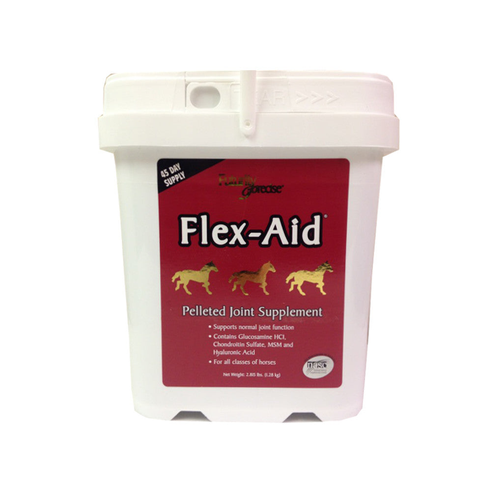 Futurity Precise Flex-Aid joint supplement for horses