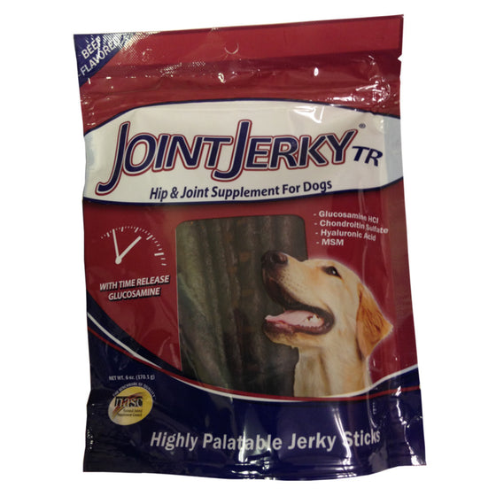 Joint Jerky TR Dog Joint and Hip Supplement