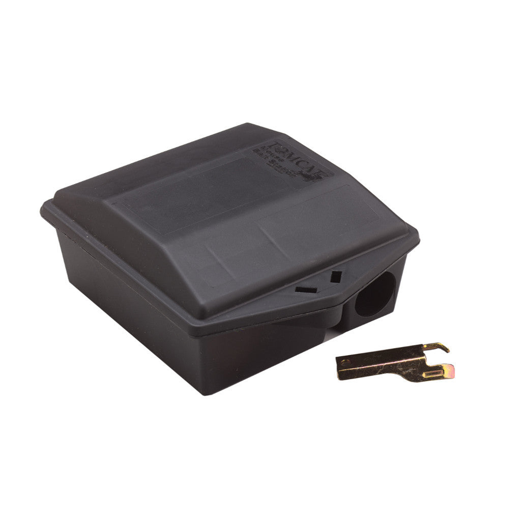 Motomco Tomcat Square Mouse Bait Station