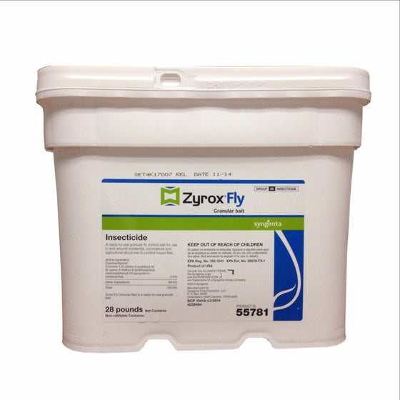 Syngenta Zyrox Fly Bair Insecticide