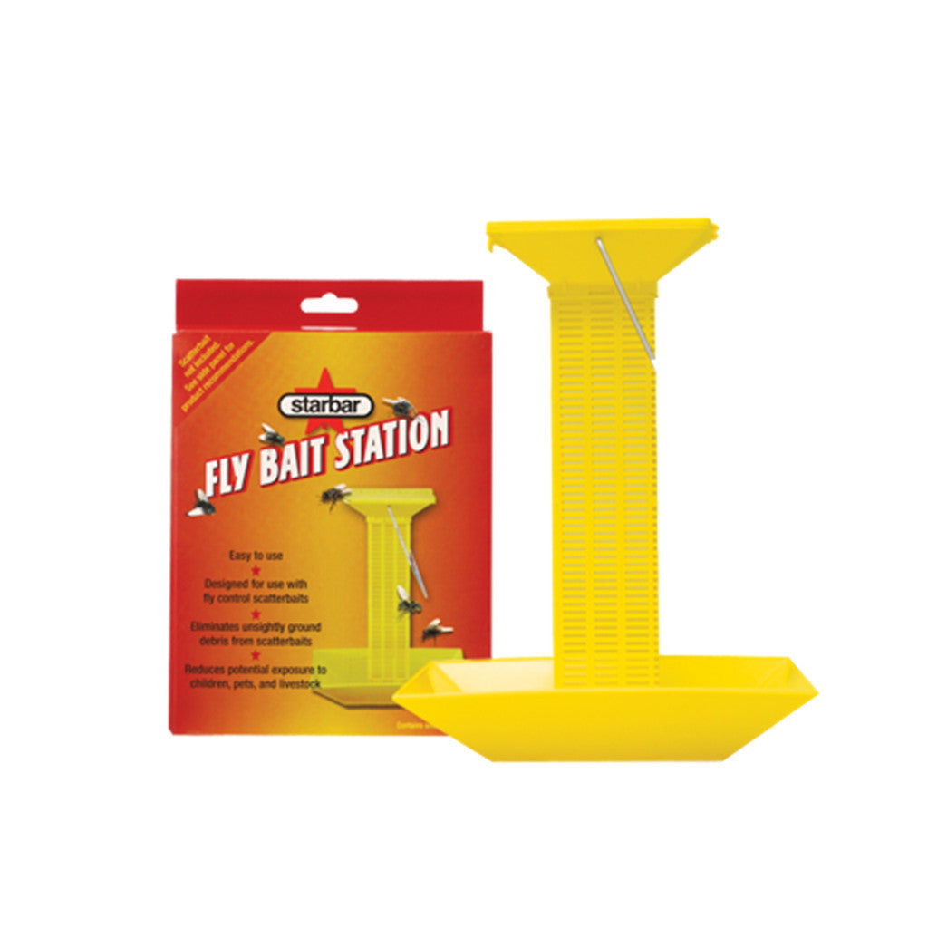 Starbar Fly Scatter Bait Station