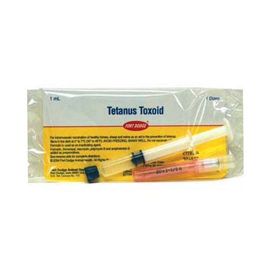 Tetanus Toxoid Horse Sheep Swine Vaccine