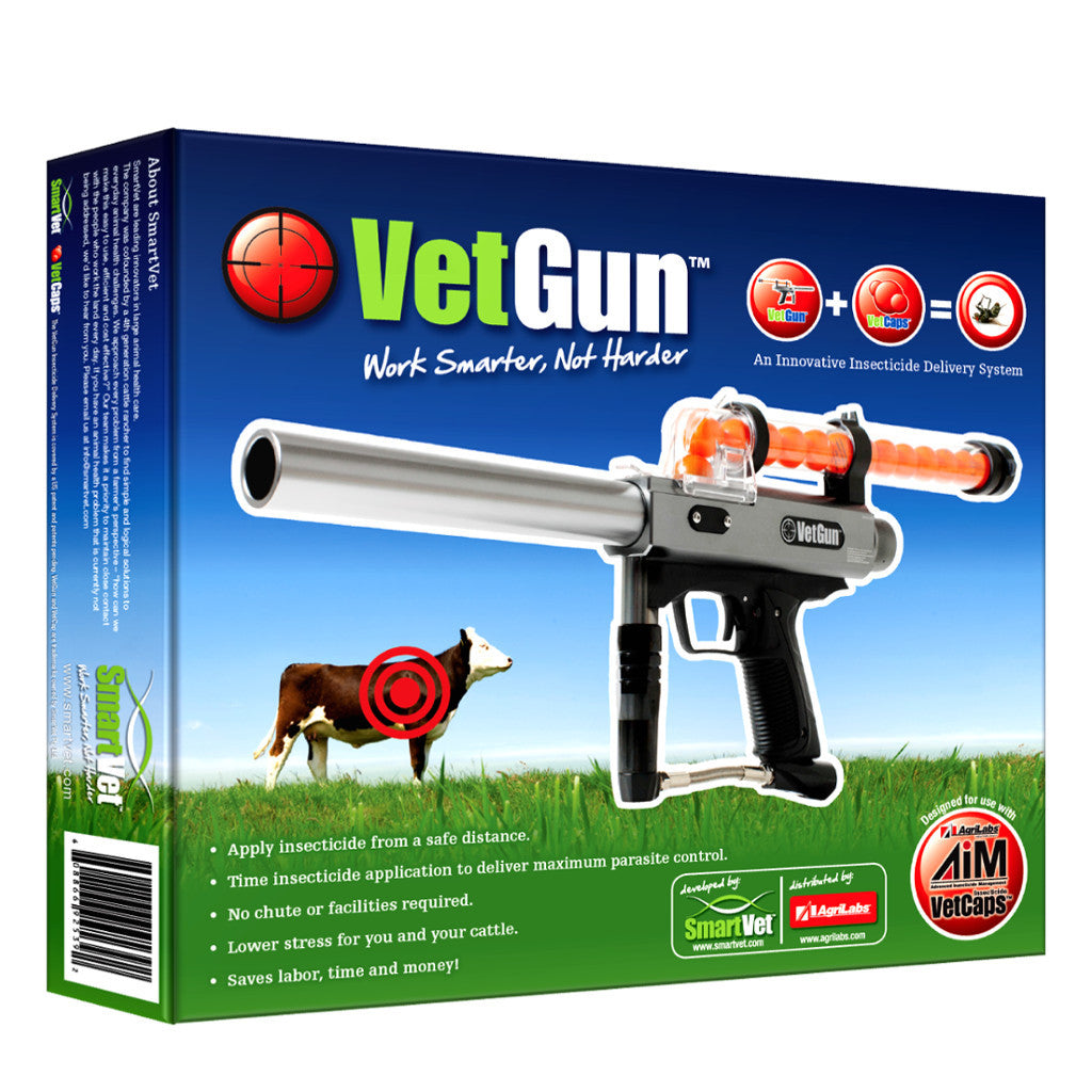 AgriLab VetGun Delivery System Insecticide