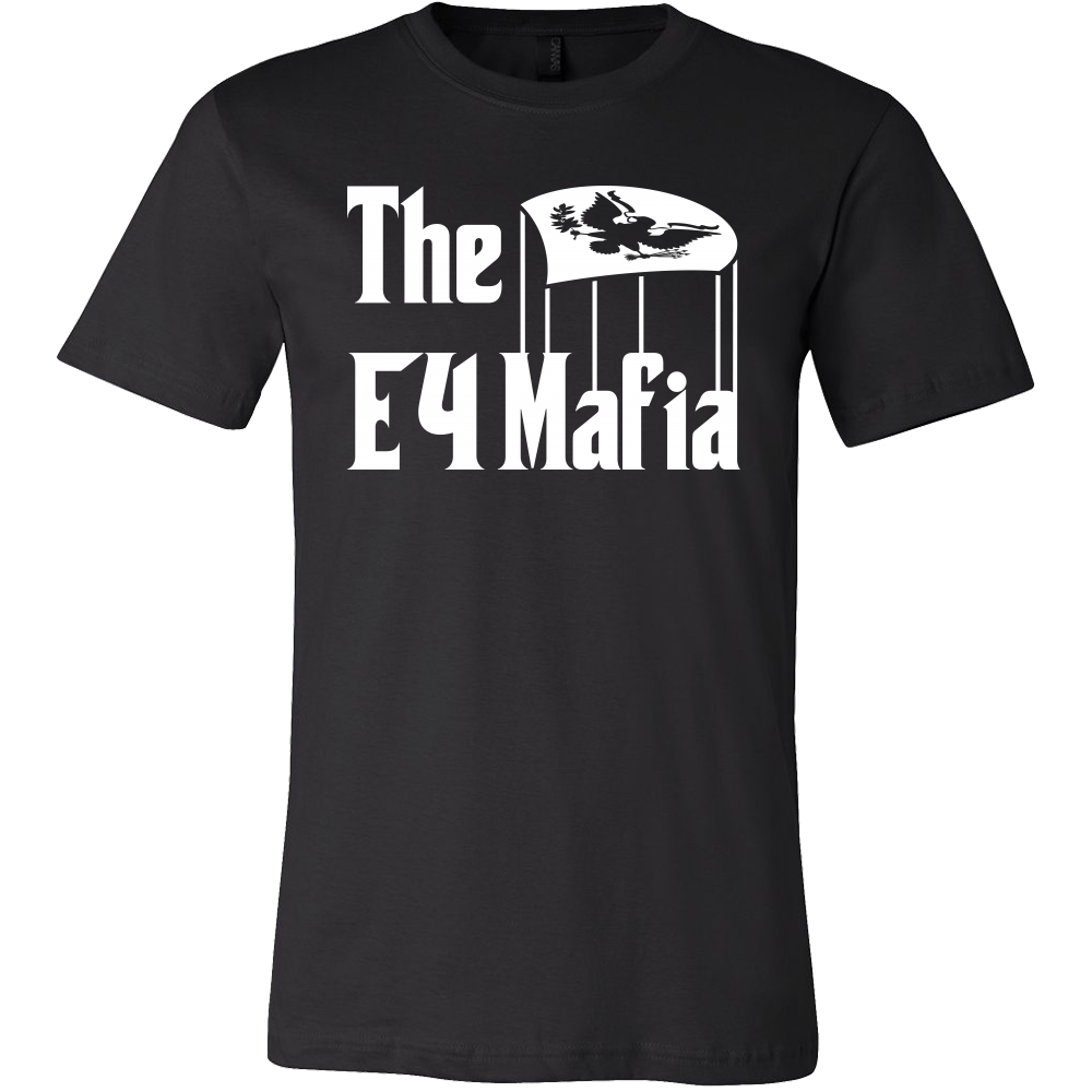 The Official E-4 Mafia Shirt