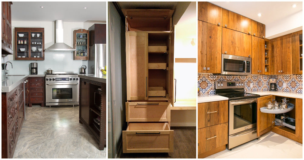 Inde-Art  is premier wood workshop for custom build solid wood kitchen & bath cabinets, built-ins, bookshelves, closets and furniture for any room in your home. We also custom build door & drawer fronts for existing  boxes & drawers including IKEA cabinets.