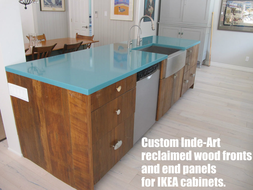 buffet build watch a wood cabinet cabinets to how youtube reclaimed part