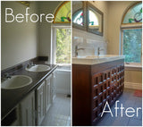 Bathroom Gallery - Before & After