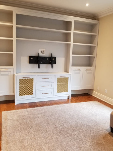 Living room built-ins can add style and personality as well as storage. And because built-ins can be designed to cater to your household's specific needs, the options are virtually endless