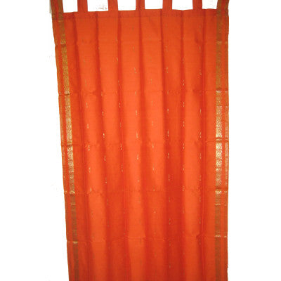 Curtain ( set of 2 ) in different colors. - Traditional Indian Or Rajasthani Style Home Decor
