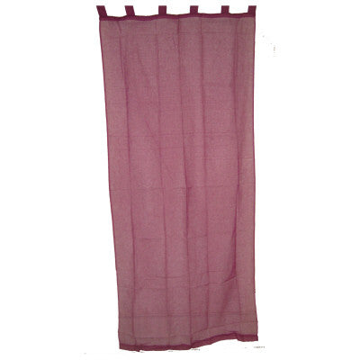 Curtain in different colors -Traditional Indian Or Rajasthani Style Home Decor