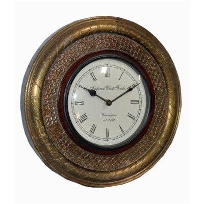 wall clock -Traditional Indian Or Rajasthani Style Home Decor
