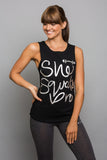 SSB Sleeveless Tee