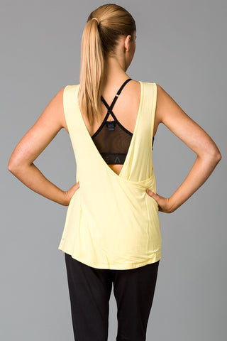 Breeze Yoga Singlet