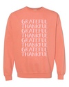 COZY COMFY GRATEFUL THANKFUL SWEATSHIRT
