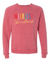 MERRIEST CHRISTMAS SWEATSHIRT