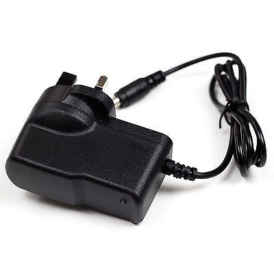 12v DC Power Supply For Yamaha EZ-AG Guitar Mains Adaptor Plug PSU UK Lead 1A