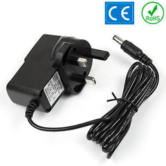 Roger Black Gold Exercise Bike AG10203 Replacement Power Supply 6V DC 1A PSU