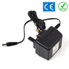 Alesis DEQ230 Replacement Power Supply PSU Adapter UK 9V AC 1A