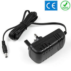 Numark KMX02 Replacement 12v DC Power Supply Adaptor Plug PSU UK Lead 3A