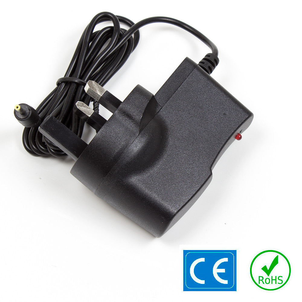 Replacement 6V 500mA Adapter for Motorola MBP41 Baby Monitor Power Supply