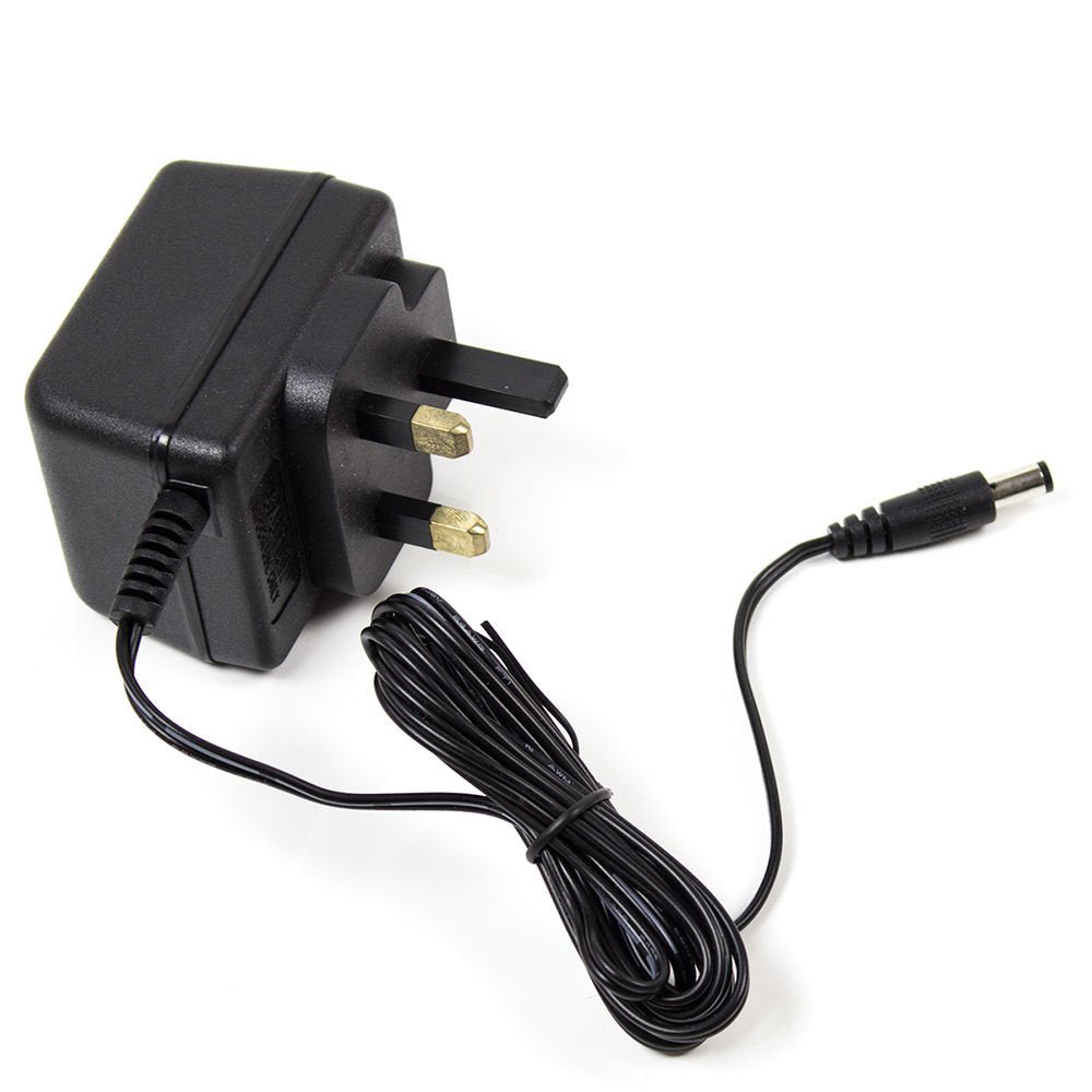 Alesis HR16 HR-16 Replacement Power Supply PSU Adapter UK 9V AC 1A