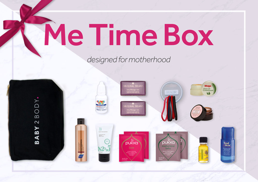 The Me Time Box for Moms