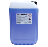 Blue Antifreeze & Coolant